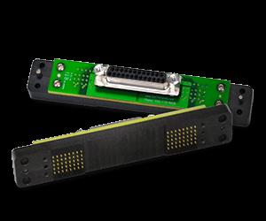 pogo pin block and custom connectors