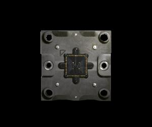 custom socket design for space saving