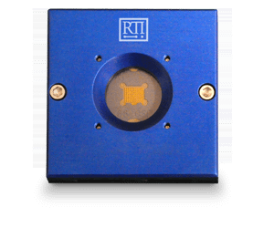 custom socket design with quartz or sapphire glass for CSP and bare die packages