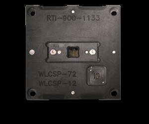 custom socket design with multiple test sites for DUTs