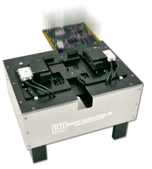 PCB pneumatic test fixture box
