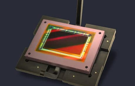 Custom ZIF sockets for high pincount PGA and CMOS image sensors