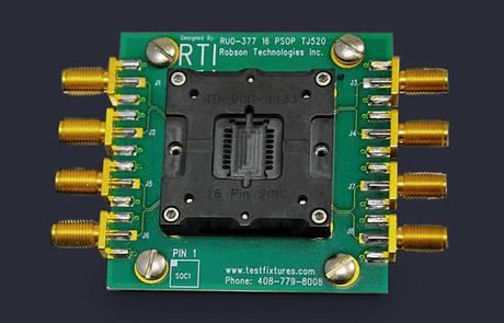 Coaxial Mini Breakout Board