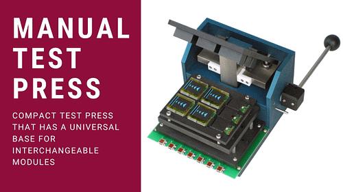 Video: 750 Manual Press
