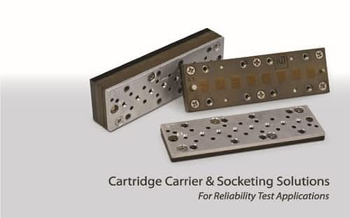 Cartridge Carriers and Sockets 2021 Brochure