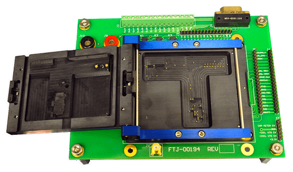 breakout fixture for IoT functional test